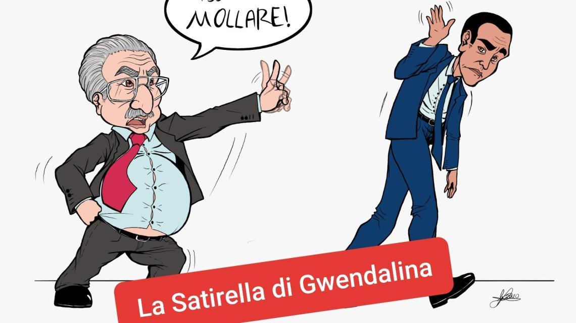 la Satirella di Gwendalina - Castiello Di Maio