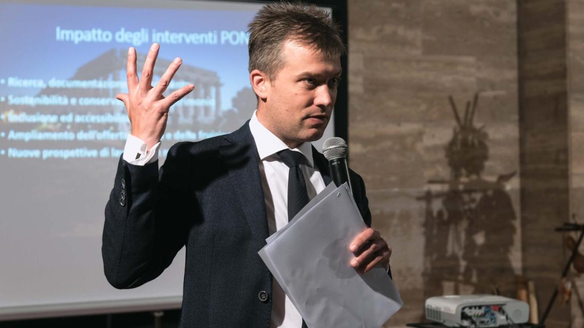 Gabriel Zuchtriegel nuovo direttore di Pompei - Gwendalina.tv