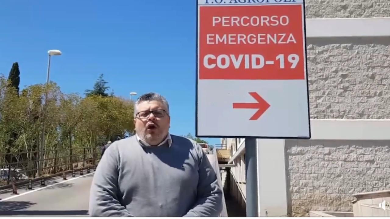 Tra silenzio e rabbia l'ospedale di Agropoli resta ancora chiuso - Gwendalina.tv