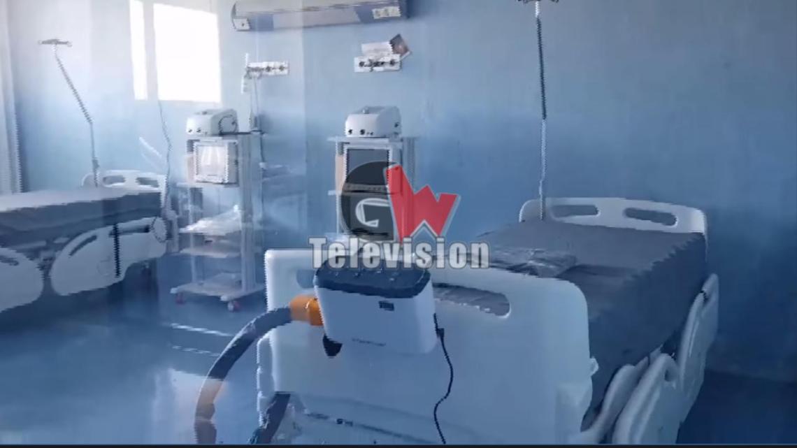 L'ospedale di Agropoli convertito in COVID Hospital - Gwendalina.tv