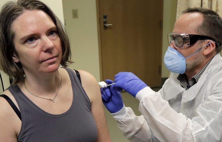 Covid, vaccino Pfizer: completata fase 3 funziona al 95% - Gwendalina.tv