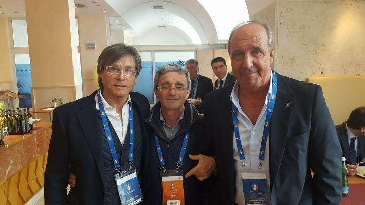 Antonio Inverso (Caciotta) nuovo delegato nazionale della FIGC - Gwendalina.tv