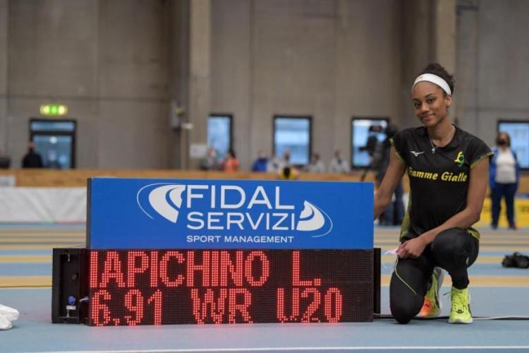 Larissa Iapichino, da Agropoli al record di mamma Fiona May - Gwendalina.tv