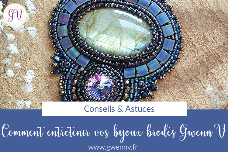Entretien de vos bijoux Gwenn V