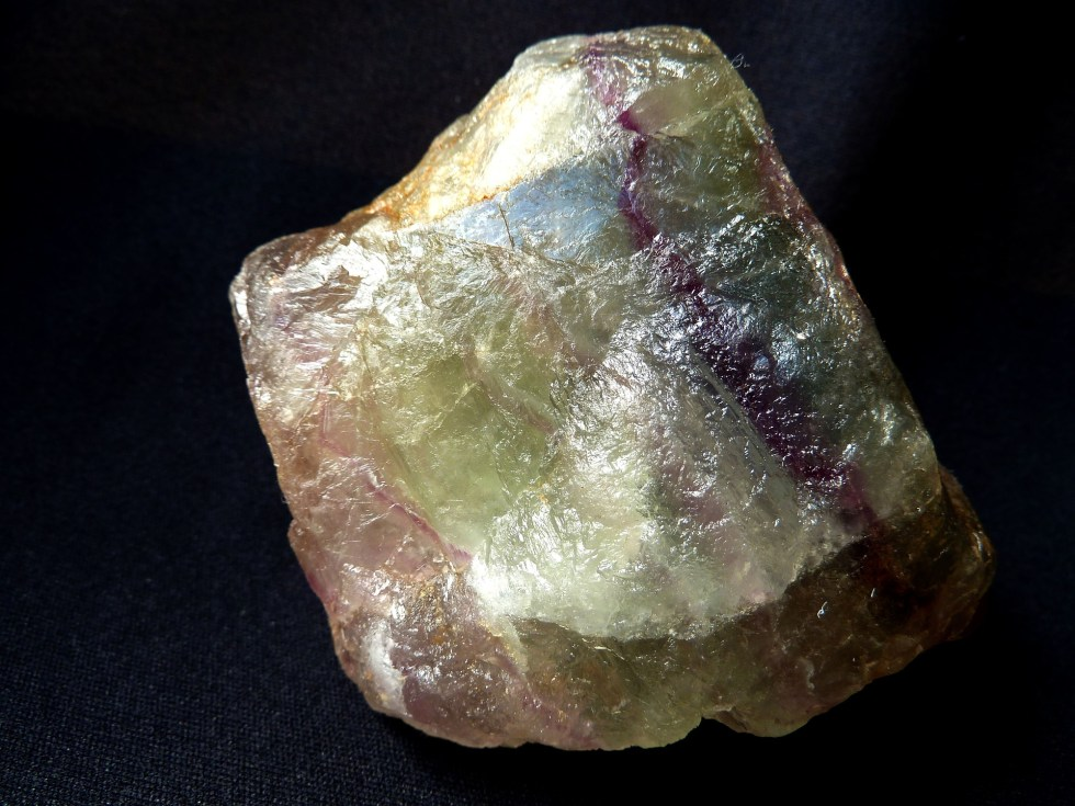 Fluorite : pierre de protection et d'intuition