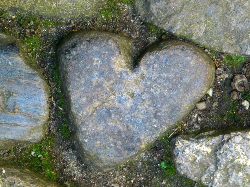 pierres de l'amour