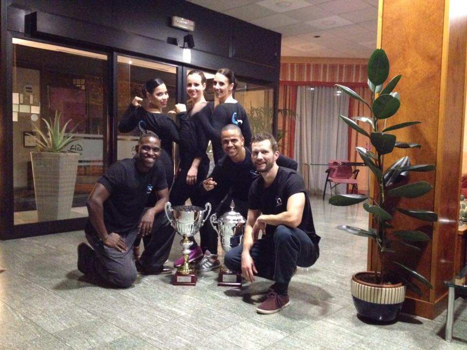 Salsaddiction bringing home the trophies