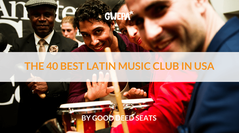 The 40 Best Latin Music Clubs in America