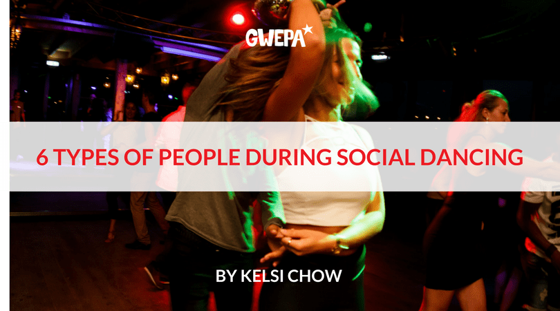 6 Types of People during social dancing
