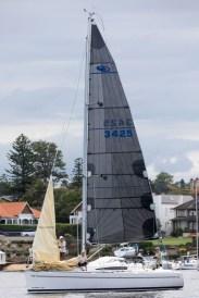 Elan 340 G-whizz Head Sail Hoist