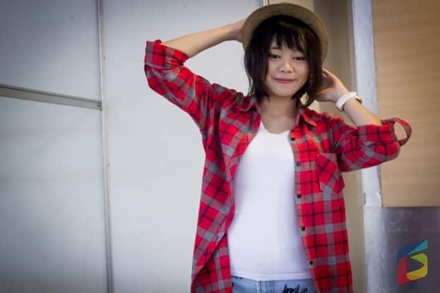 Yumi - Penyanyi asal Indonesia