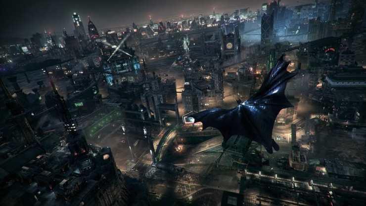 Review Game Batman Arkham Night GwiGwi - 1