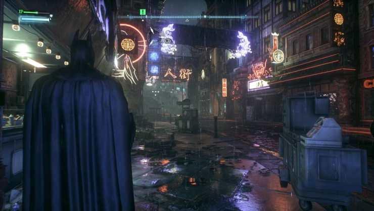 Review Game Batman Arkham Night GwiGwi - 2