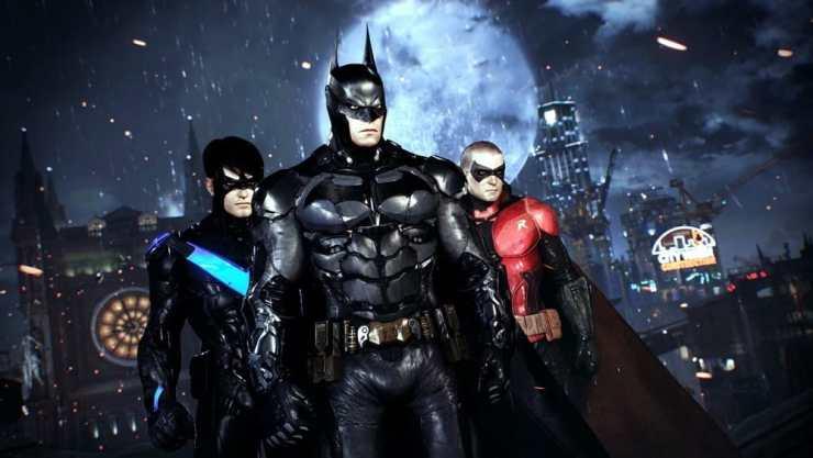 Review Game Batman Arkham Night GwiGwi - 4