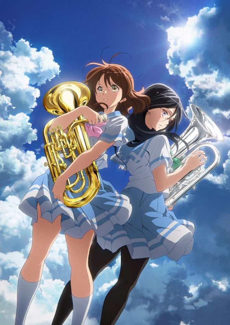 Tv Anime Hibike Euphonium 2 Ungkap Visual Dan Karakter Baru Gwigwi