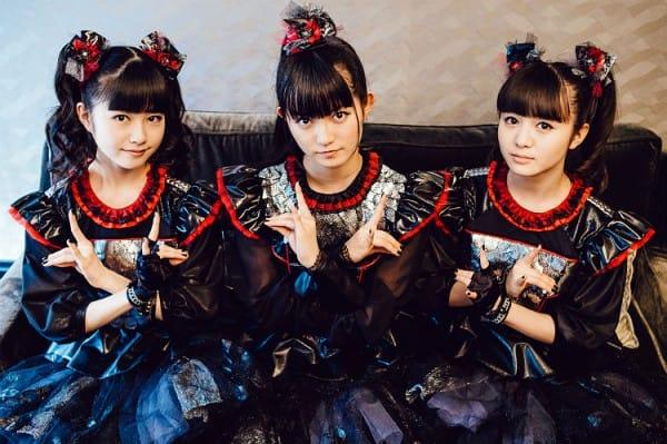 idol grup Babymetal