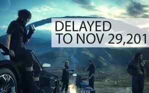 Tidak Lagi Menjadi Rumor, Final Fantasy XV Resmi Diundur Hingga…