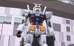 Yuk Lihat Lebih Dekat Para Gundam di Kota-Kota Ini!