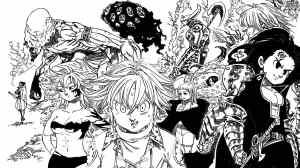 Manga The Seven Deadly Sins Hiatus hingga Januari karena kesehatan mangaka yang memburuk