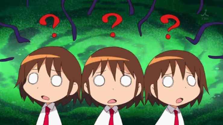5 Adegan Lucu Yang Sering Muncul Di Anime Gwigwi