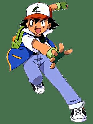 Ash Ketchum - Pokemon