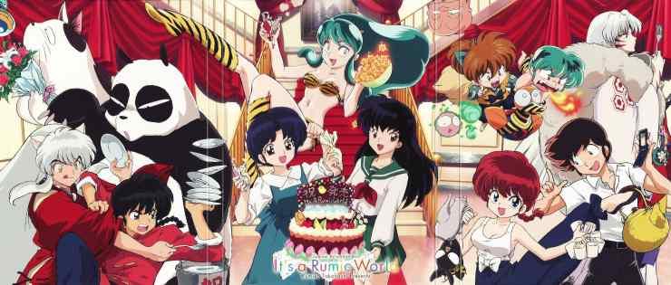Anime Crossover - Rumiko Takahashi Crossover