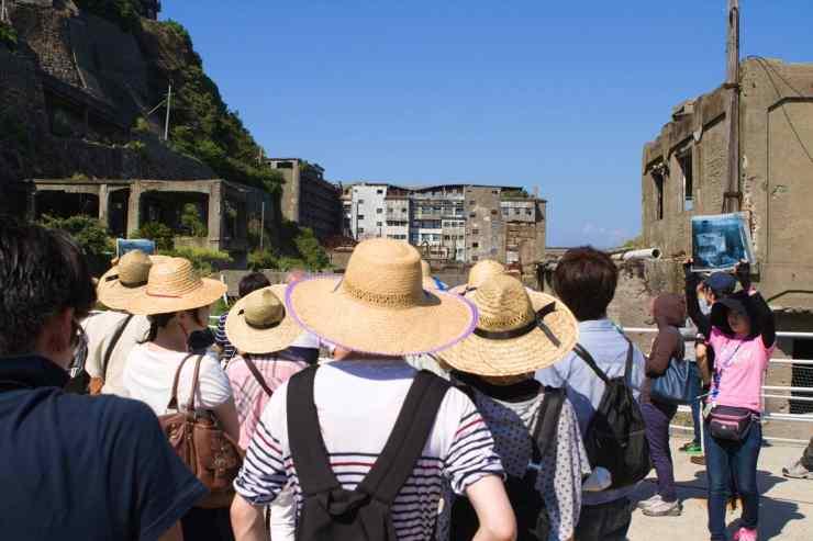 Pulau Hashima, Menjelajah Pulau Hantu di Jepang