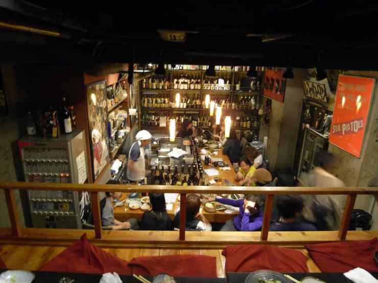 Tokyo Tengah Malam: Izakaya
