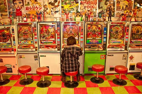 Tokyo Tengah Malam: Arcade