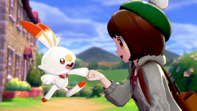 Pedang dan Perisai Pokemon