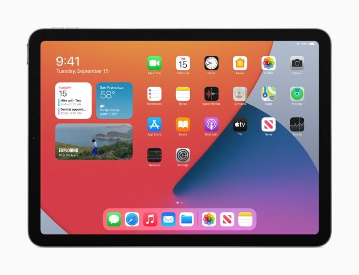 Apple meluncurkan iPad Air baru dengan chipset A14 Bionic, juga menyegarkan iPad level pemula