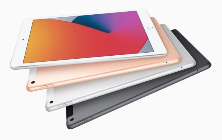 Apple meluncurkan iPad Air baru dengan semua chipset A14 Bionic baru, juga menyegarkan iPad level pemula