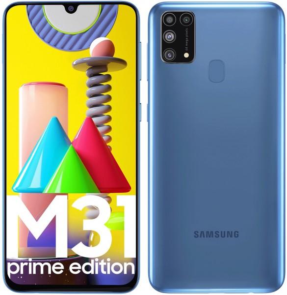 Samsung Galaxy M31 Prime Edition mengumumkan, penjualan mulai 17 Oktober
