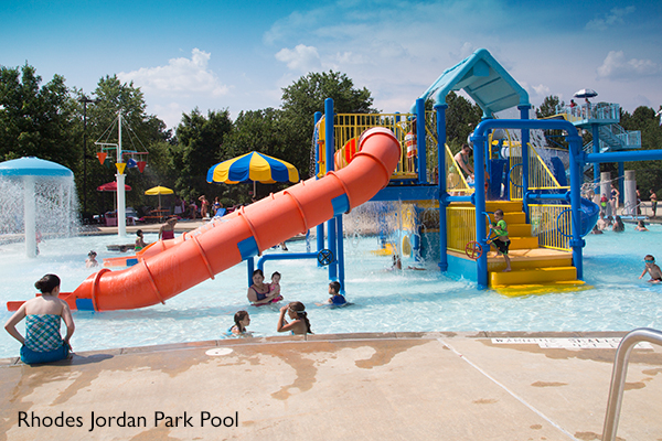 Image Result For Parks And Rec Pool