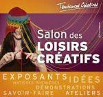 Gwlad's exposera au Salon des Loisirs créatifs du 10 au 13 OCTOBRE 2013, à Toulouse.