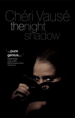 The night Shadow, by Chéri Vausé, front cover image.
