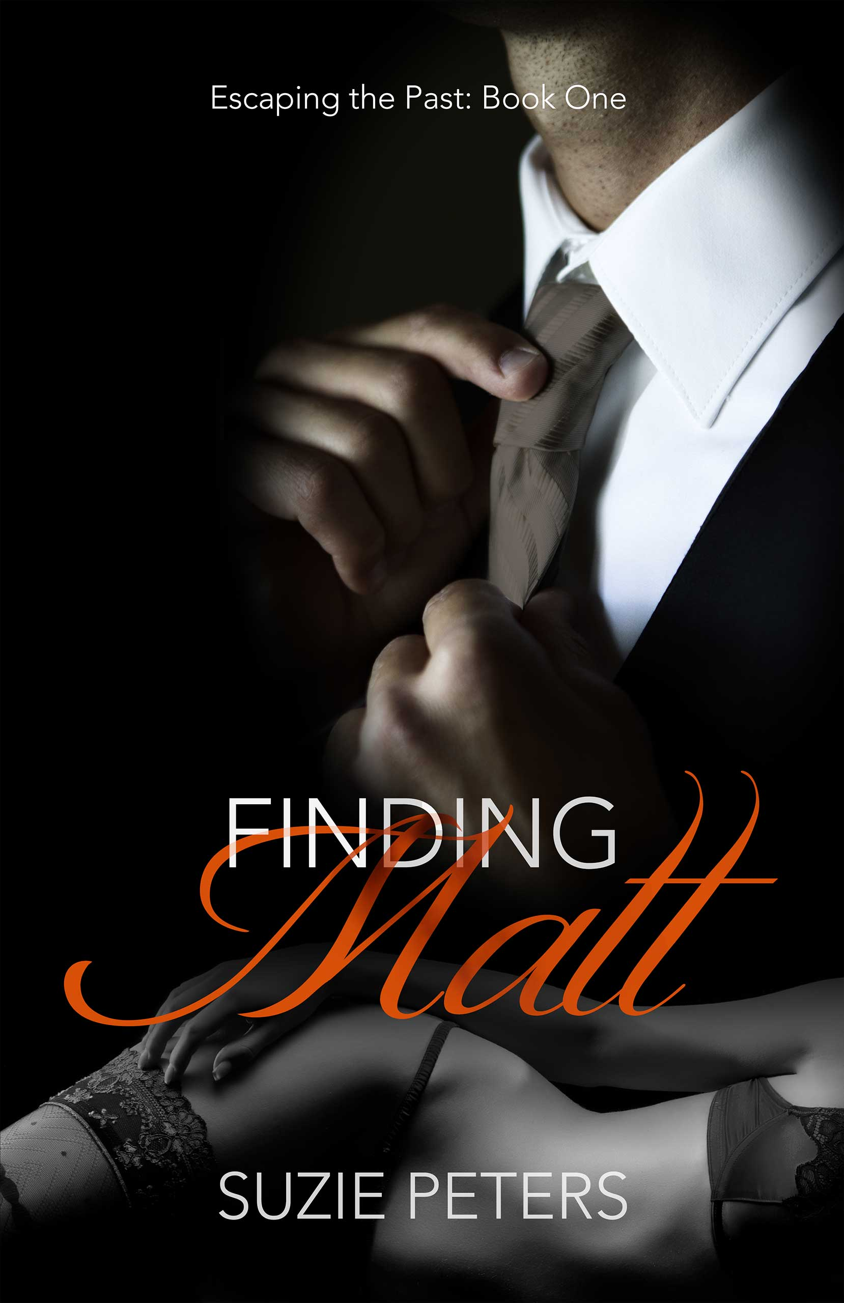 Finding Matt by Suzie Peters front cover image.
