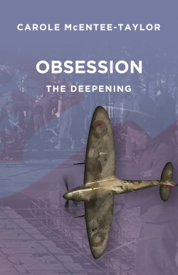 Obession: The Deepening by Carole McEntee-Taylor front cover image