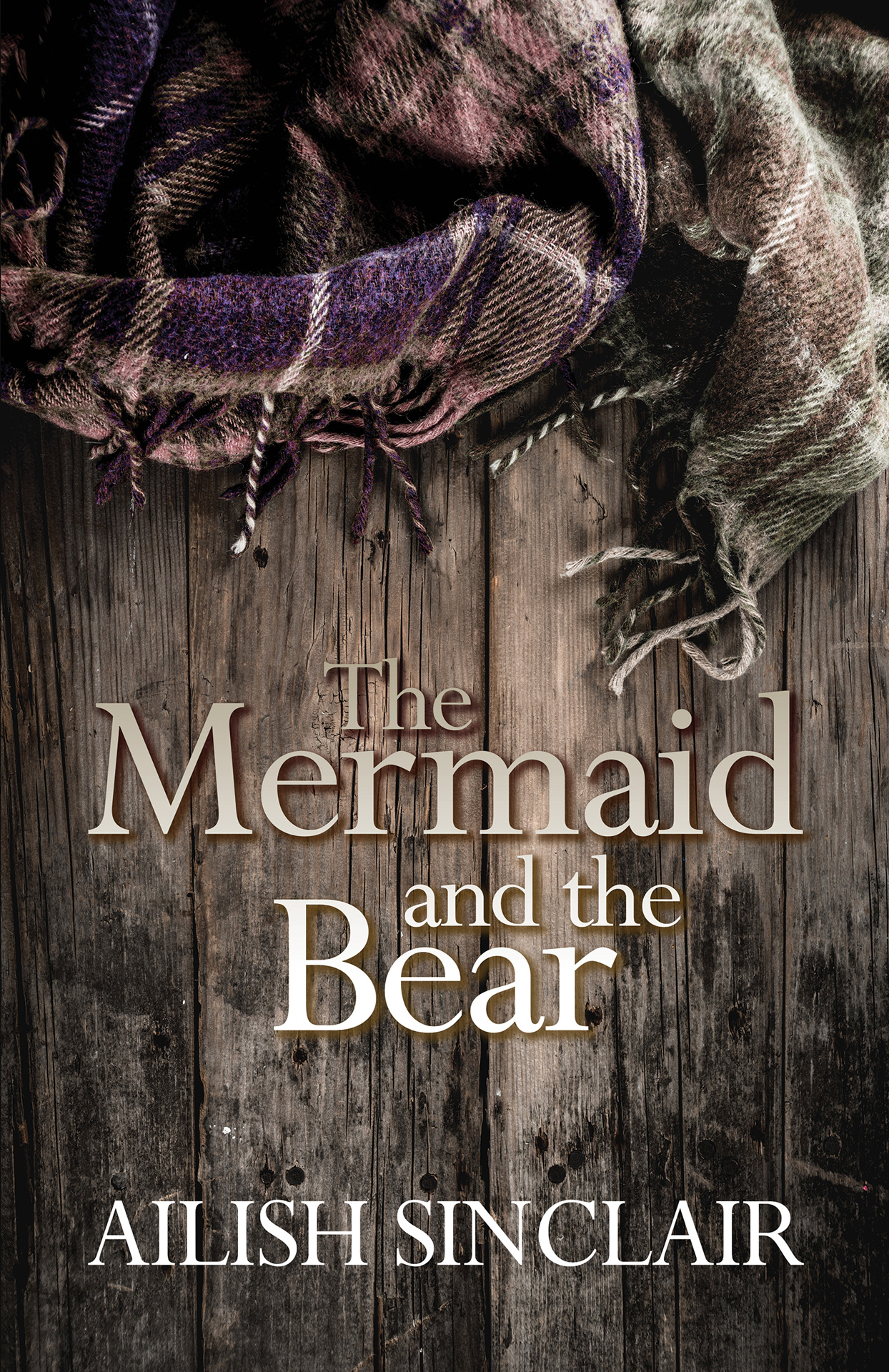 Cover image of The Mermaid and The Bear by Ailish Sinclair.