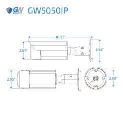 5050IP dimensions