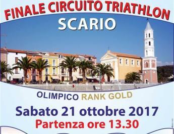 Finale Circuito Triathlon a Scario il 21 ottobre: Sport (è) bellezza