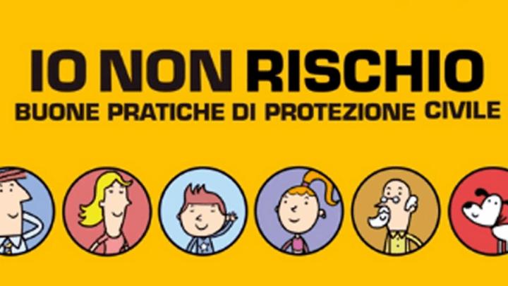"""""""Io non rischio"""": la Protezione Civile scende in piazza"""