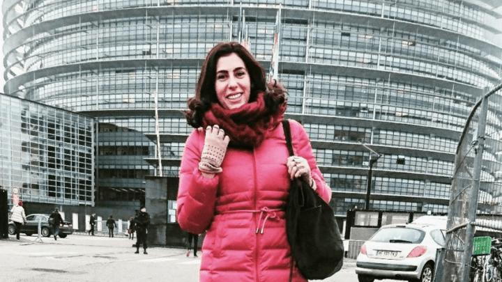 Giornalista cilentana a Strasburgo: «Ero lì mezz'ora prima dell'attentato»