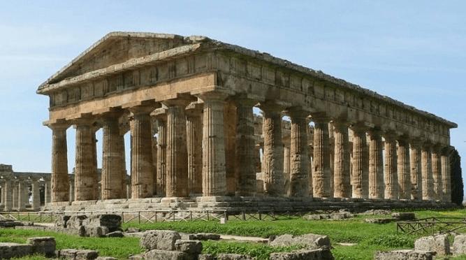 Paestum, 150mila euro per il Tempio di Nettuno