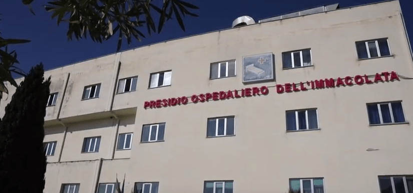 Sapri, l'ospedale tra i primi in Regione per donazione di sangue cordonale