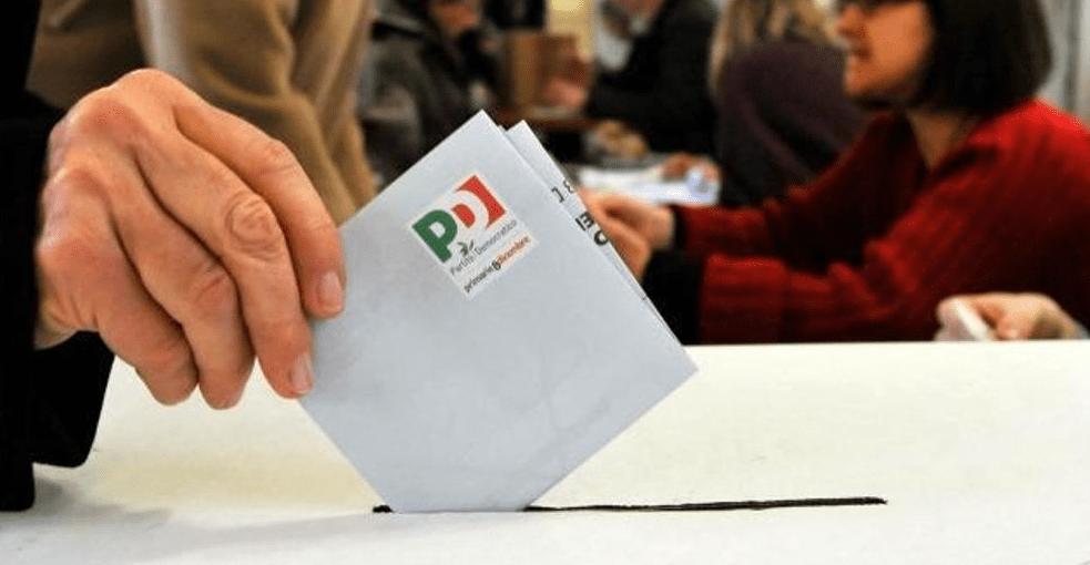 Pd, comincia l'analisi del voto delle primarie
