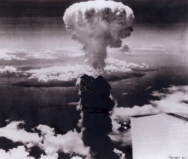 Nagaski Bomb