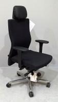 Löffler   LEZGO 73 Bürodrehstuhl/ Kopf/ schw.   Bürostühle ...