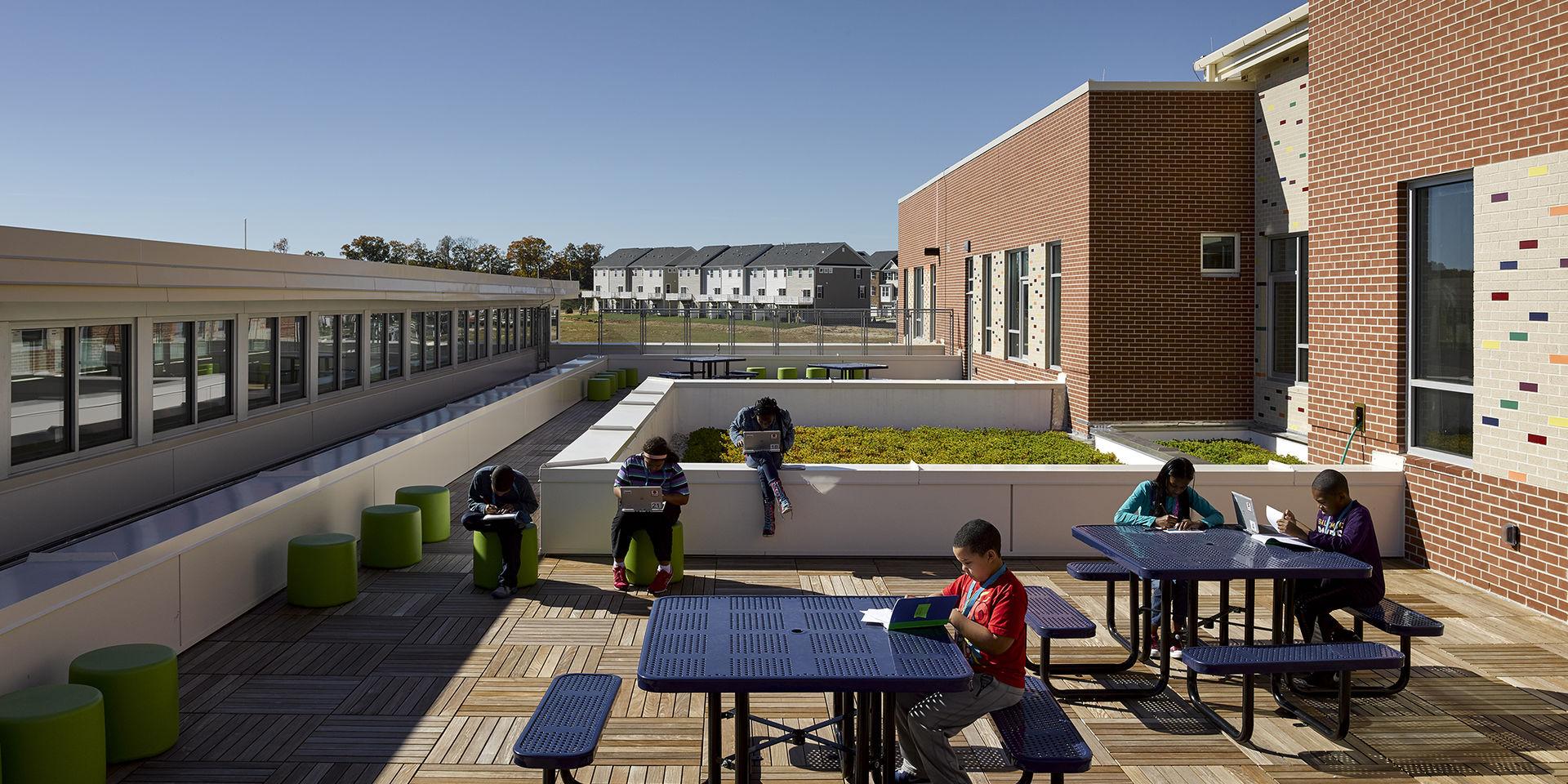 GWWO Architects Projects Lyons Mill Elementary School
