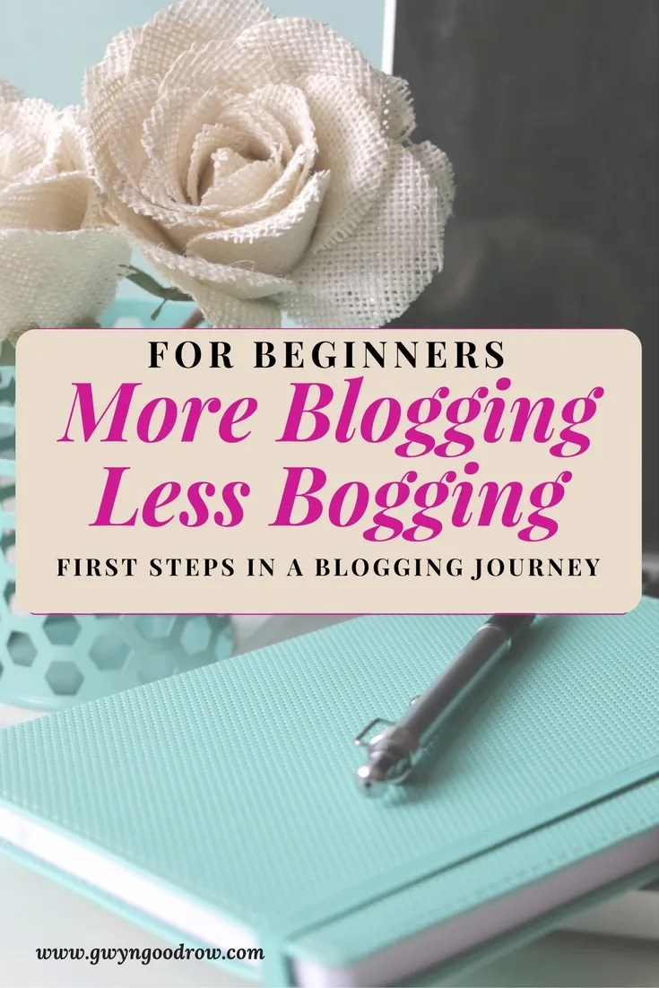 Blogging Without Overwhelm